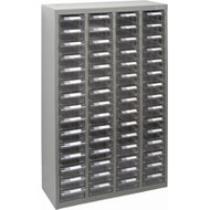 "CF320 60 clear drawers23.1""Wx8.7""Dx36.9""H"