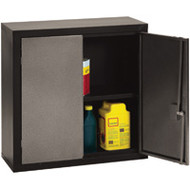 "FH731 Wall Cabinets(black)30""Wx12""Dx30""H"