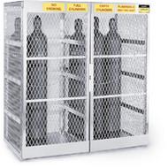 """SAI577 LPG 20-cyl Cages60""""Wx32""""Dx65""""H"""