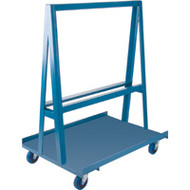 ML063 Utility Panel Carts 1200-lb cap (closed floor) | Multiple Sizes | Starting at