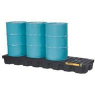 SBA850 Drum Spill Pallets 4-drumNo drain