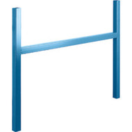 "X-RL418 Side RailsFor Stacking Racks 42""W x 48""H"