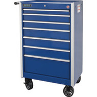 "TEP323 Tool Carts/Cabinets (7 drawers) 28 7/8""Wx18 7/8""D"