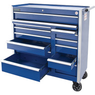 "TEP325 Tool Carts/Cabinets (14 drawers) 43 3/8""Wx18 7/8""D"