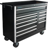 "TEP317 Tool Carts/Cabinets (11 drawers) 42""Wx18""D"
