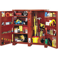 "TEP170 JOBOX (tool cabinets) 60-1/8""Wx24-1/4""Dx60-3/4""H"