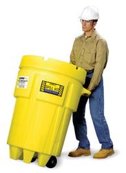 SAK253 MOBILE Spill Kits: Oil Only (95-gal cap)