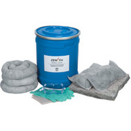 SEI177 Spill Kits (Eco-friendly): Universal (10-gal cap)