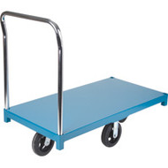 "MD331 Steel  Platform Diamond casters 30""Wx48""L"