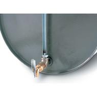 """DA065 Graduated Gauges With faucet 3/4"""" bung"""