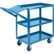 Utility Carts Order Picking 3 Shelves Starting at
