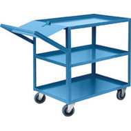 "ML096 Order Picking 3 shelves24""Wx64""Dx36""H"