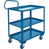 Shelf Carts HD Ergonomic (3 shelves) Starting At