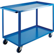 "MB449 HD Shelf Carts 2 shelves 24""Wx48""Dx36""H"