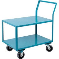 Utility Shelf Carts Low Profile HD (Nylon Casters)