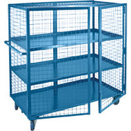"ML258 Lockable3 shelves24""Wx60""Lx63""H"