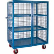 "ML260 Lockable3 shelves30""Wx60""Lx63""H"