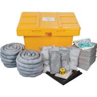 SEI493 MOBILE Spill Kits: Universal (97-gal cap)