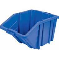 "CF328 Jumbo Stackable Bins (BLUE) 15.5""Wx25""Dx13""H"