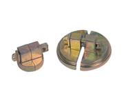 DC282 Steel Drum Locks 2 lock bars