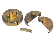 DC283 Plastic Drum Locks 2 lock bars