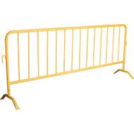 SEE396 Interlocking BarricadesSafety YLW8.5'L