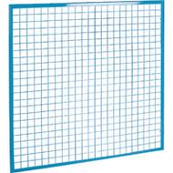 KD121 Partition Panels BLUE 4'Wx1'H