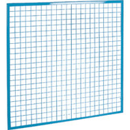 KD034 Partition Panels BLUE 8'Wx3'H
