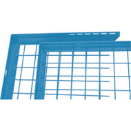 KD119 Adjustable Filler Panels BLUE 4'Wx1'H