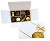 White gift box - 8 chocolates $17.50