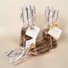 Dark Chocolate Florentines - Gold pack 130g $12.00