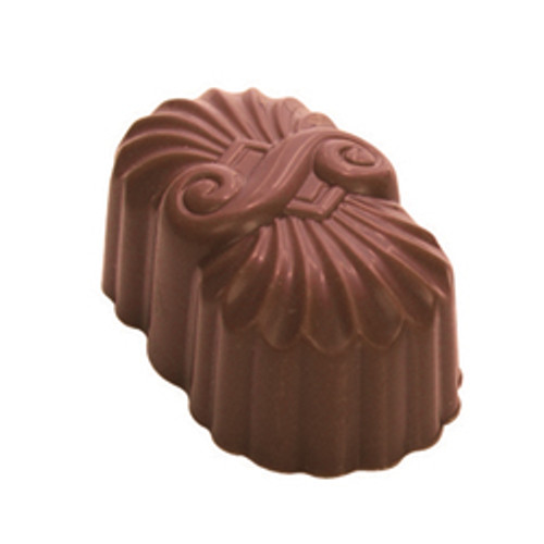 MAYFIELD MAJOR Australian pecan nut gianduja in milk chocolate