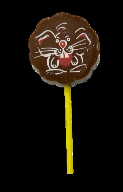 Lollipop milk chocolate - Mouse $4.00