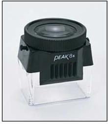 Peak 8X 35 mm Format Magnifier