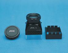 Peak Square Format Focus Loupe 4X