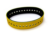 FLAT Yellow Slow Down Belt for Heid XL75/CD102/XL145/XL162  Pkg (3)