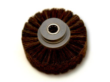 Feeder Wheel Brush for KBA - with Pulley