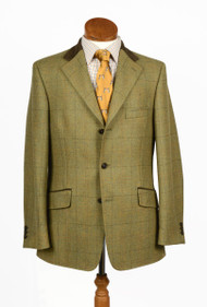 Mens Lamont Tweed Bookster Classic Jacket
