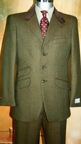 Glen Tweed Suit