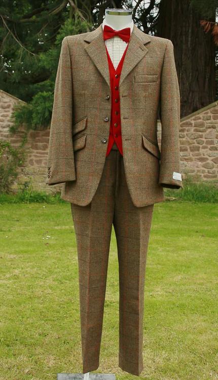 Doon Tweed Suit