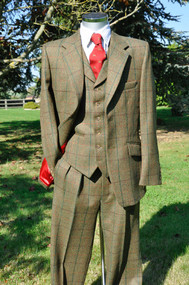 Benmore Tweed Suit