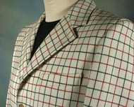Tattersall Tweed Jacket