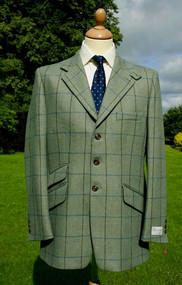Sween Tweed Hacking Jacket