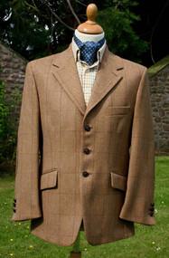 Riddon Tweed Hacking Jacket