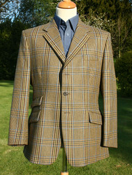 Macmaster Tweed Hacking Jacket
