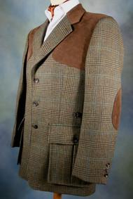 Kinghorn Tweed Shooting Jacket