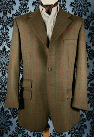 Galloway Tweed Hacking Jacket