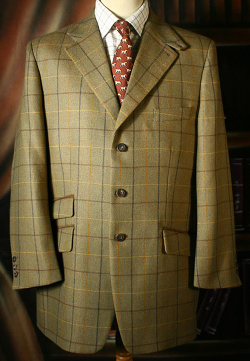 Fraser Tweed Hacking Jacket