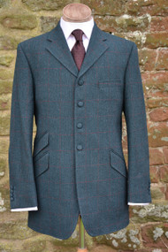 Elgin Tweed Hacking Jacket