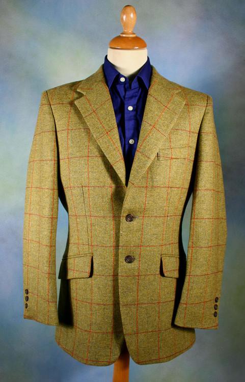 Carron Tweed Hacking Jacket